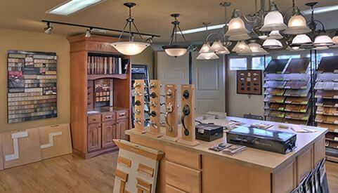 Fairway Homes West's Design Center. Builders of Custom Houses throughout Phoenix, Tucson, Tempe, Chandler, Gilbert, Mesa, Scottsdale and all of Arizona.